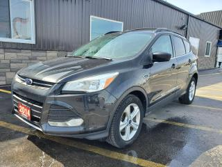 Used 2014 Ford Escape SE-REMOTE START-HEATED SEATS-REAR CAMERA for sale in Tilbury, ON