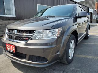 Used 2014 Dodge Journey SE Plus-LOCAL TRADE 1 OWNER-BLUETOOTH for sale in Tilbury, ON