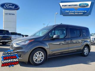 New 2021 Ford Transit Connect Wagon XLT  - Sync 3 - $336 B/W for sale in Fort St John, BC