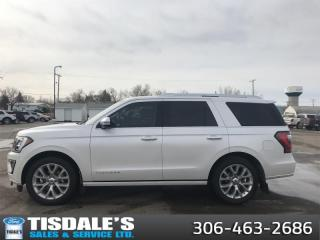 Used 2018 Ford Expedition Platinum  - Navigation -  Sunroof for sale in Kindersley, SK
