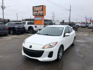 Used 2012 Mazda MAZDA3 **AUTO**ONLY 151KMS**GREAT CONDITION**CERTIFIED for sale in London, ON