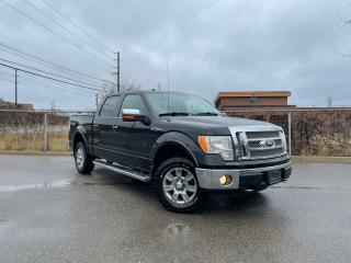 Used 2010 Ford F-150 Lariat for sale in Oakville, ON
