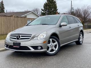 Used 2008 Mercedes-Benz R-Class R320 CDI *Rare Find* Clean Car! for sale in Scarborough, ON