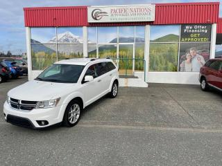 Used 2015 Dodge Journey R/T for sale in Campbell River, BC