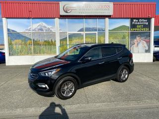 Used 2018 Hyundai Santa Fe Sport SE for sale in Campbell River, BC