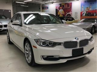 Used 2014 BMW 3 Series 4dr Sdn 320i xDrive AWD Premium for sale in Paris, ON
