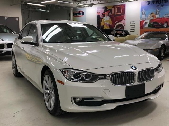 2014 BMW 3 Series 4dr Sdn 320i xDrive AWD Premium