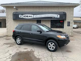 Used 2009 Hyundai Santa Fe GLS for sale in Mount Brydges, ON