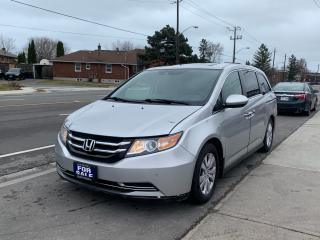 Used 2014 Honda Odyssey Touring for sale in Scarborough, ON