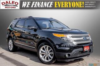 Used 2015 Ford Explorer XLT / 7 PASSENGER / BACK UP CAM / LOADED for sale in Hamilton, ON