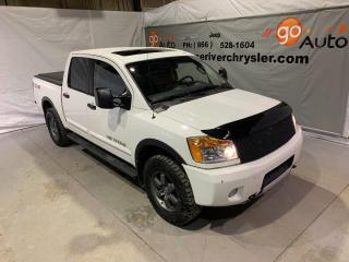 Used 2015 Nissan Titan SV for sale in Peace River, AB