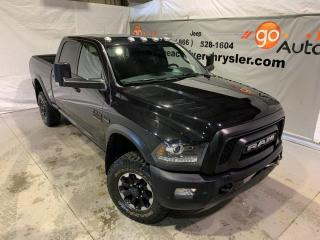 Used 2017 RAM 2500 Power Wagon for sale in Peace River, AB