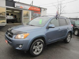 Used 2009 Toyota RAV4 Sport for sale in Gloucester, ON