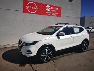 New 2021 Nissan Qashqai AWD/BLIND SPOT/LANE DEPARTURE/REAR SONAR/CAR PLAY for sale in Edmonton, AB