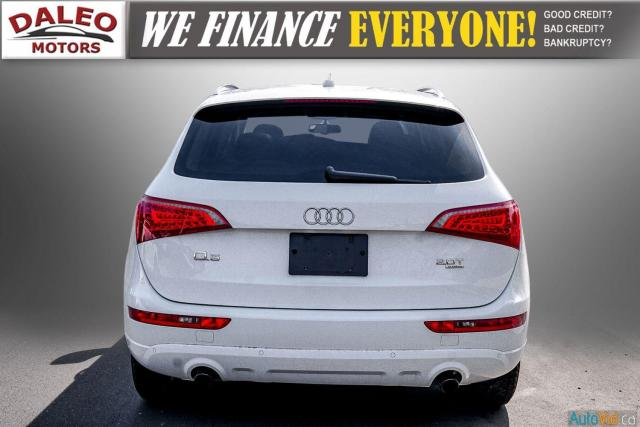 2012 Audi Q5 NAV / LEATHER /HEATED SEATS / PANO ROOF / Photo7