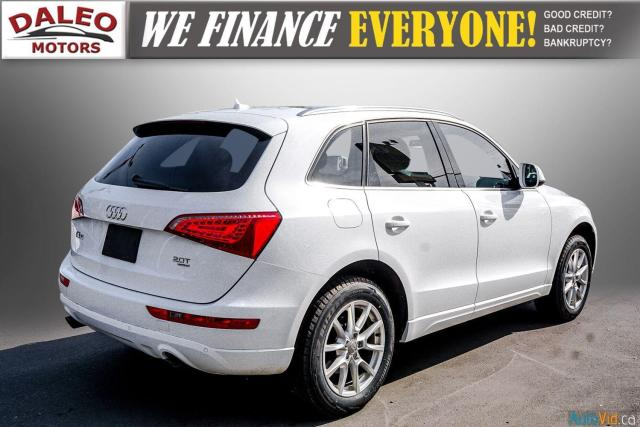 2012 Audi Q5 NAV / LEATHER /HEATED SEATS / PANO ROOF / Photo8