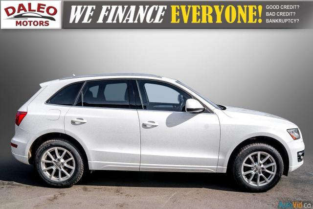 2012 Audi Q5 NAV / LEATHER /HEATED SEATS / PANO ROOF / Photo9