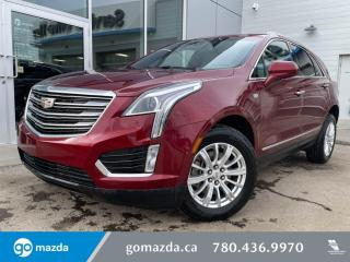 Used 2018 Cadillac XT5 LUXURY - AWD, LEATHER, HEATED SEATS, BACK UP, NAV AND MORE for sale in Edmonton, AB