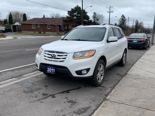 Used 2011 Hyundai Santa Fe LIMITED for sale in Scarborough, ON