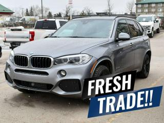 Used 2017 BMW X5 xDrive35i for sale in Red Deer, AB