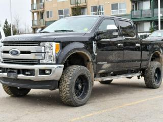 Used 2017 Ford F-350 Super Duty SRW Lariat for sale in Red Deer, AB