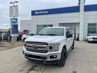 Used 2018 Ford F-150 XTR CREW/NAV/BACKUPCAM/TONNEAUCOVER/BOARDS for sale in Edmonton, AB