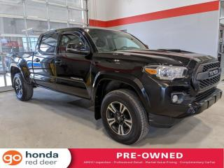 Used 2017 Toyota Tacoma TRD Sport for sale in Red Deer, AB
