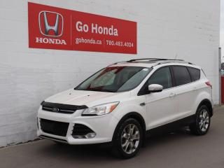 Used 2014 Ford Escape Titanium, leather, sunroof, LOADED!! for sale in Edmonton, AB