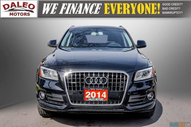 2014 Audi Q5 PROGRESSIV / LEATHER / HEATED SEATS / PDC Photo3