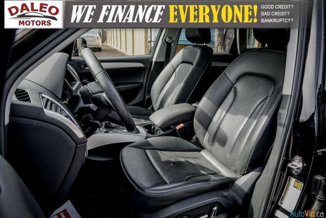 2014 Audi Q5 PROGRESSIV / LEATHER / HEATED SEATS / PDC Photo11
