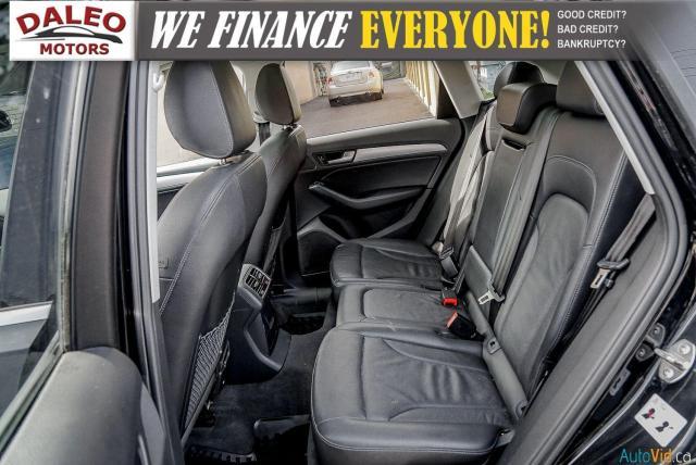 2014 Audi Q5 PROGRESSIV / LEATHER / HEATED SEATS / PDC Photo12