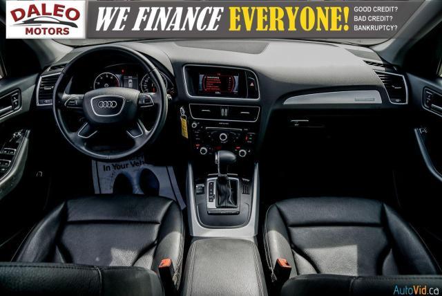 2014 Audi Q5 PROGRESSIV / LEATHER / HEATED SEATS / PDC Photo13