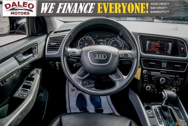 2014 Audi Q5 PROGRESSIV / LEATHER / HEATED SEATS / PDC Photo14
