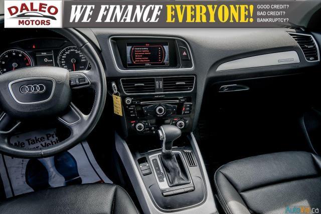 2014 Audi Q5 PROGRESSIV / LEATHER / HEATED SEATS / PDC Photo15