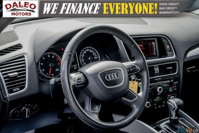 2014 Audi Q5 PROGRESSIV / LEATHER / HEATED SEATS / PDC Photo17