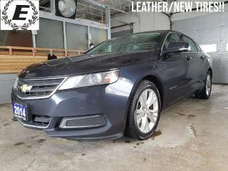 Used 2014 Chevrolet Impala LT WITH NEW TIRES/LEATHER!! for sale in Barrie, ON