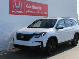 New 2021 Honda Pilot Black Edition for sale in Edmonton, AB