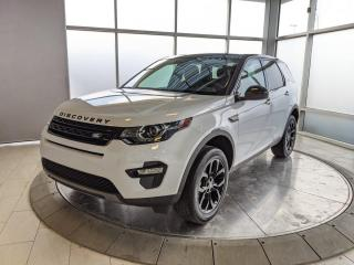 Used 2018 Land Rover Discovery Sport HSE- One Owner! Accident Free Carfax! for sale in Edmonton, AB
