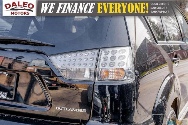 2013 Mitsubishi Outlander XLS / 7 PASSENGER / BACK UP CAM / HEATED SEATS Photo10