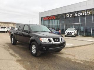 Used 2018 Nissan Frontier SV, CREW CAB, 4X4 for sale in Edmonton, AB