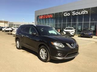Used 2016 Nissan Rogue SV, AWD, NAVIGATION for sale in Edmonton, AB