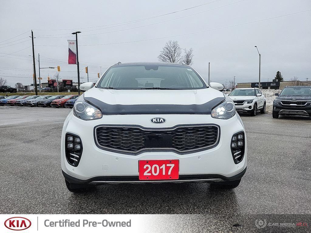 2017 Kia Sportage