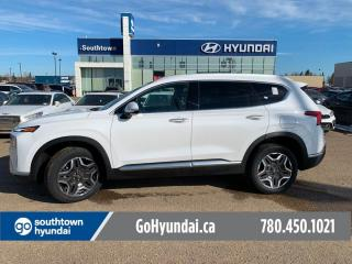 New 2021 Hyundai Santa Fe HYBRID Luxury for sale in Edmonton, AB
