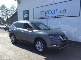 Used 2017 Nissan Rogue SV PANOROOF, NAV, HEATED PWR SEAT, BACKUP CAM!! for sale in Richmond, ON