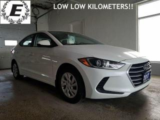 Used 2017 Hyundai Elantra L WITH ONLY 37,300 KMS WOW!! for sale in Barrie, ON