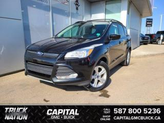 Used 2015 Ford Escape SE 4WD *LEATHER * POWER TAILGATE * HEATED SEATS for sale in Edmonton, AB