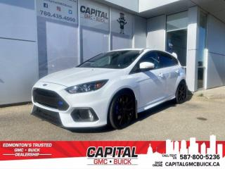 Used 2016 Ford Focus RS HB AWD *RECARO SEATS * SUNROOF * 2 SETS OF WHEELS for sale in Edmonton, AB