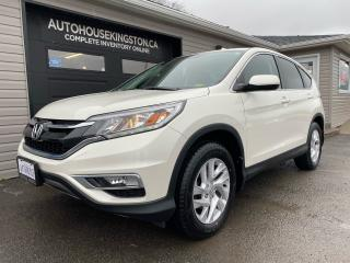 Used 2016 Honda CR-V EX - AWD - Sunroof - New Tires for sale in Kingston, ON