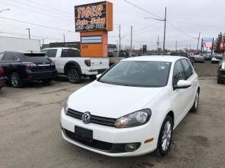 Used 2012 Volkswagen Golf TDI*DIESEL*NO ACCIDENTS*AUTO*ONLY 176KMS*CERTIFIED for sale in London, ON