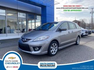 Used 2010 Mazda MAZDA5 GT for sale in Bridgewater, NS